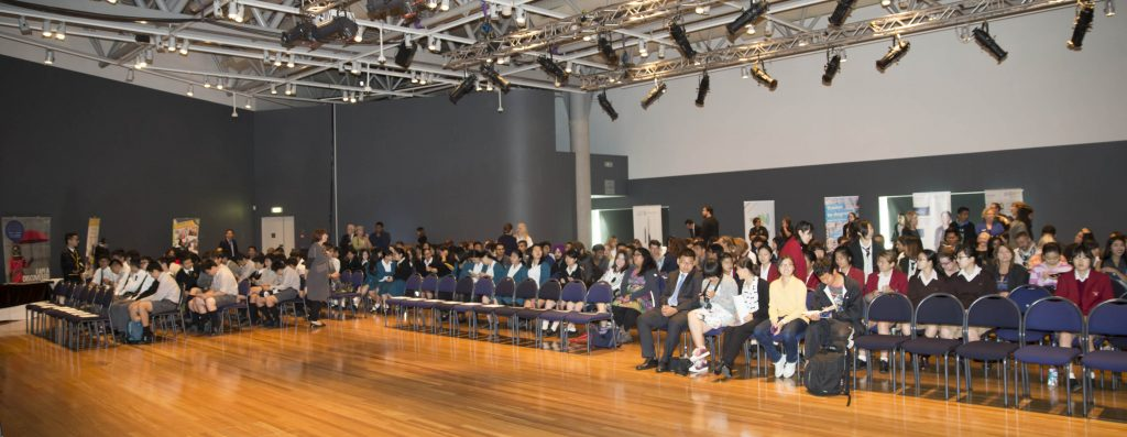 Mayoral International Student Welcome at Te Papa